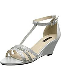 a7219f3a45 Amazon.co.uk: Sandals - Women's Shoes: Shoes & Bags