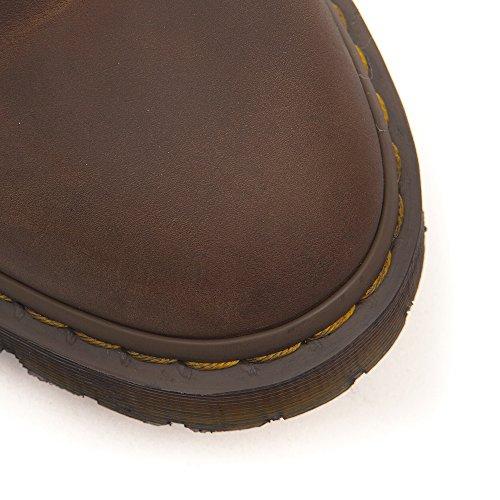 Dr.Martens Baden Dark Brown Womens Boots Brun Foncé