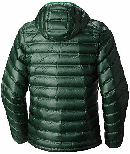 Mountain Hardwear Lyte Veste en duvet à capuche pour Forest
