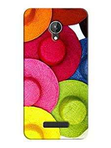 FurnishFantasy 3D Printed Designer Back Case Cover for Micromax Canvas Spark,Micromax Canvas Spark Q380