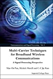 Best Electronic Arts Wireless Carriers - MULTI-CARRIER TECHNIQUES FOR BROADBAND WIRELESS COMMUNICATIONS: A SIGNAL Review