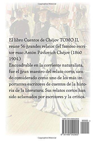 Cuentos de Chéjov, TOMO II: 2