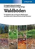 Waldböden: Ein Bildatlas der wichtigsten Bodentypen aus Österreich, Deutschland und der Schweiz -