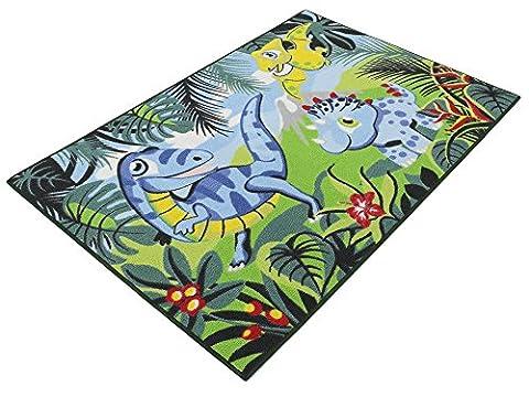 Dinosaurier Boys 02 Teppich | Spielteppich | Kinderteppich