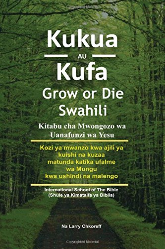 Grow or Die Swahili
