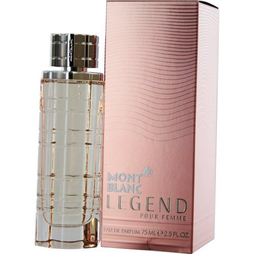 Montblanc Legend Eau de Parfum for Women 75 ml by MONTBLANC (English Manual)