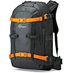 Lowepro Whistler 350 AW - Mochila para cámara digital, color gris