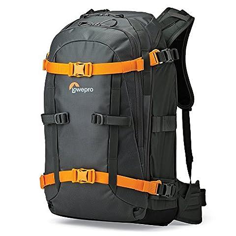 Lowepro Whistler BP 350 Backpack for Camera - Grey