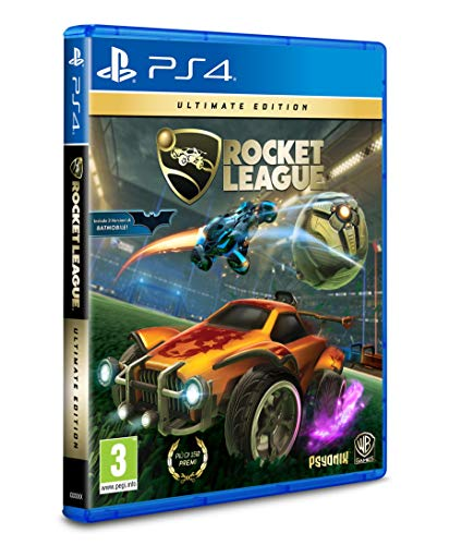 Rocket League - Ultimate Edition - PlayStation 4