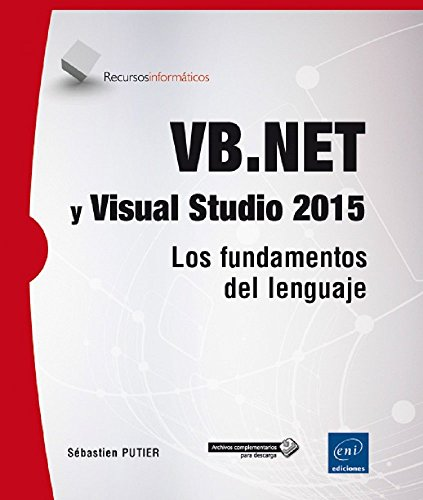 Libro Visual Studio