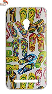 Vcare Shoppe Soft Printed Back case cover for Asus Zenfone 5 (5.5INCH)