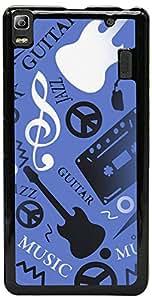PrintVisa 2D-LK3N-D7876 Case Cover For Lenovo K3 Note