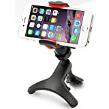 Air Vent Car Mount, Beepels Universel Air Vent Smartphone GPS Mount Holder For Car - iPhone 6, 6S, Galaxy S7, S6 - Mount Made Ease