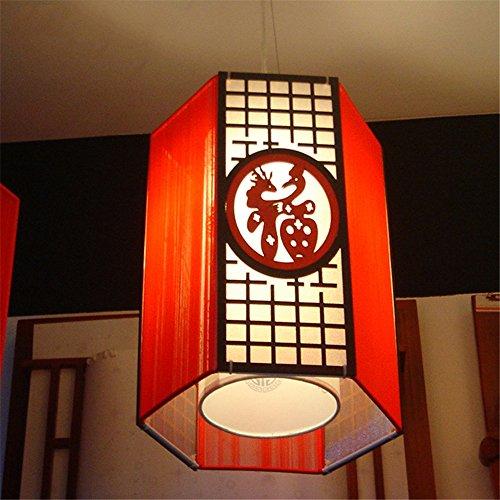 HOME UK- Lustres de repas classiques Dessin Chandelier Chambre Lustres chinois