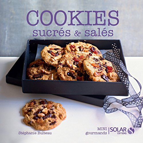 Cookies (Nouvelles variations gourmandes) par Stéphanie Bulteau