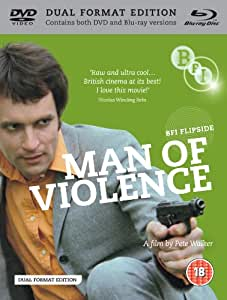 Man of Violence (BFI Flipside) (DVD + Blu-ray)