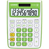 Casio - 10 Digit Calculator (Green)