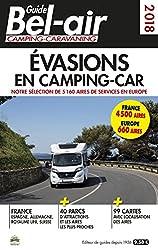 Guide Bel-air Evasions en camping-car 2018