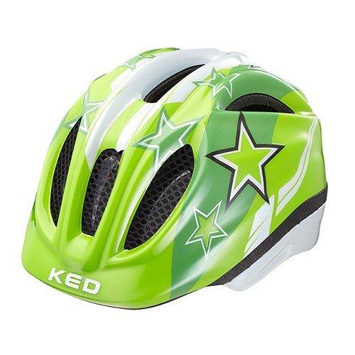 KED Meggy Kopfumfang S/M 49-55 cm green stars