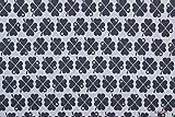 Jersey Klee byGraziela grau/dunkelgrau | 1,55 Meter breit |