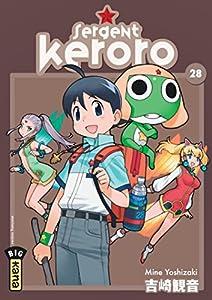 Sergent Keroro Edition simple Tome 28