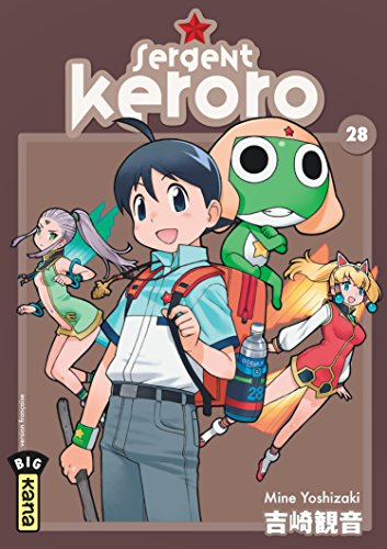 Sergent Keroro Edition simple Tome 28