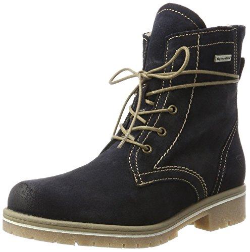 Tamaris Damen 26793 Chukka Boots, Blau (Navy), 37 EU