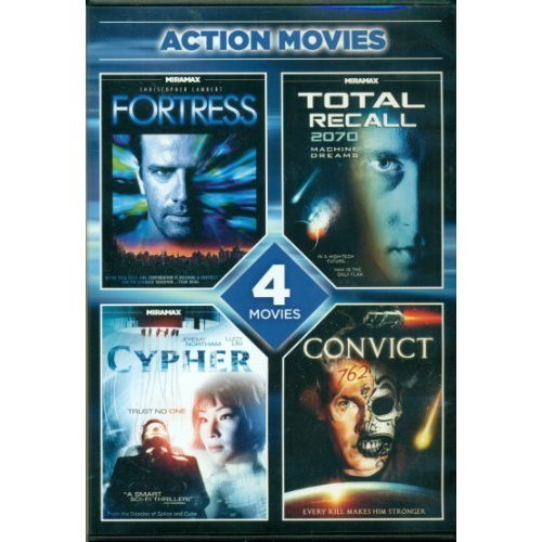 Preisvergleich Produktbild Fortress / Cypher / Convict 762 / Total Recall 2070 by Kurtwood Smith