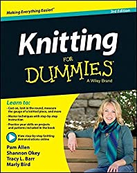 Knitting For Dummies by Marly Bird (2013-11-04)
