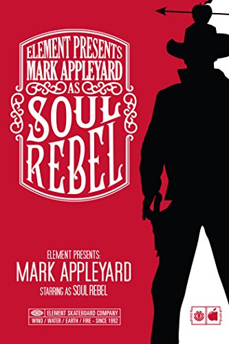 Soul Rebel: Mark Appleyard Cover