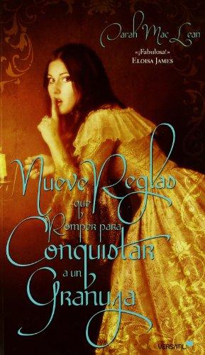 Nueve Reglas Que Romper Para Conq (Romantica Historica) por Sarah MacLean