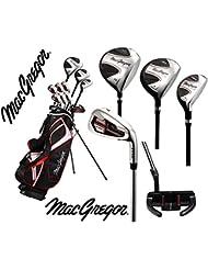 Macgregor CG1900X Ensemble Complet DCT Ensemble de Golf pour Homme - GAUCHE/DROITE