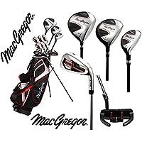 Macgregor CG1900–Pacchetto Set (acciaio/grafite) Mens RH supporto