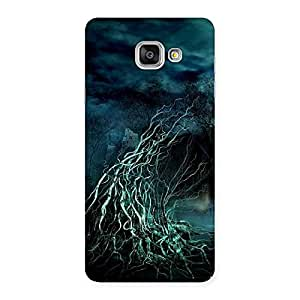 Tree Horror Back Case Cover for Galaxy A7 2016