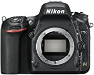 Nikon D750 Digital SLR Camera with Wi-Fi (24.3MP) 3.2 inch LCD DSLR Kamera