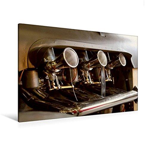 Premium Textil-Leinwand 120 cm x 80 cm quer, Laut | Wandbild, Bild auf Keilrahmen, Fertigbild auf echter Leinwand, Leinwanddruck (CALVENDO Mobilitaet) (Sammler Leinwand Kunst)