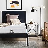 Cloth Fusion 8 inch Gel Memory Foam Mattress - Dual-Layered - CertiPUR-US Certified - 10-Year Warranty - Single Bed (78''x36'')