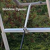 OurLeem Auto Vent Opener, serra apri finestra 7kg apri del tetto attrezzi da giardino