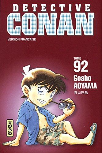 Détective Conan (92) : Detective Conan