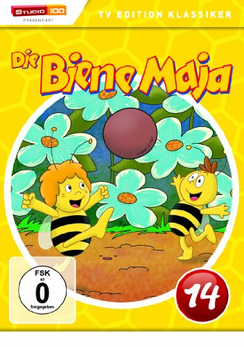 Die Biene Maja - DVD 14: Episoden 86-91