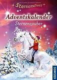 Sternenschweif Adventskalender: Sternenzauber. Mit Extra: Geschenkpapier