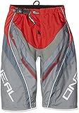 O'Neal Element FR Kinder Short MTB DH Rot Grau Mountainbike Downhill BMX kurze Hose, 0192KS-3, Größe 22/38