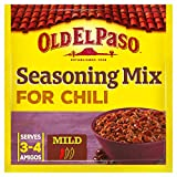 Old El Paso Mexican Chilli Seasoning Mix 39g