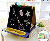 Onshine Wooden Double-Sided Tabletop Easel for Kids, 1 Piece
