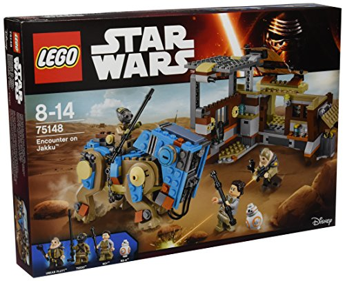 LEGO-75148-Star-Wars-Encounter-on-Jakku-Construction-Set