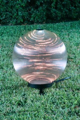 Laterne Luna (Starlight Laternen llpp Luna Gro-e Laterne auf Petite Stand mit Prism Globe)
