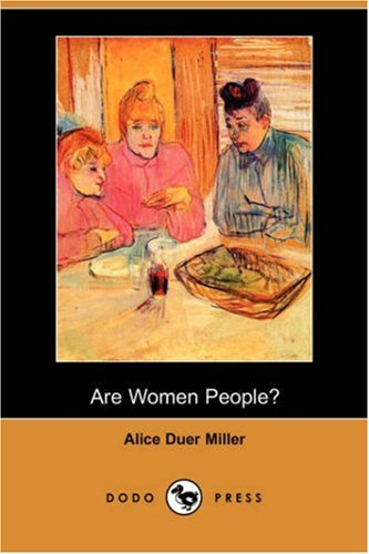 Are Women People? (Dodo Press)