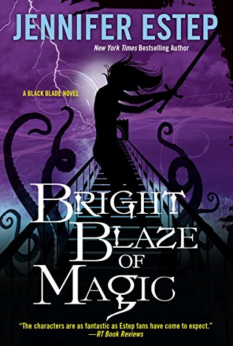 Bright Blaze of Magic (Black Blade Book 3) (English Edition)