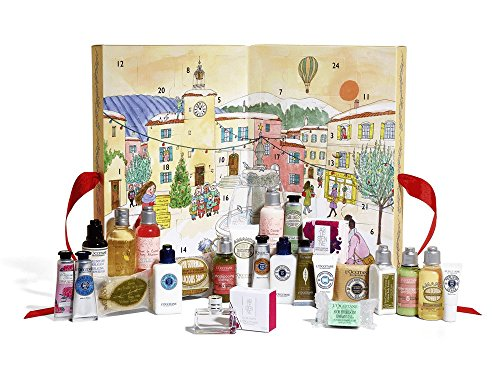 L'OCCITANE Holiday Advent Calendar for sale  Delivered anywhere in UK