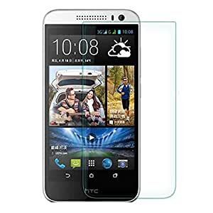 BELITA Curve 2.5D TEMPERED GLASS FOR HTC DESIRE 616 + OTG CABLE FREE + 3 IN 1 Cable Free